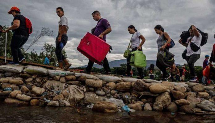 378 Migrantes Venezolanos Asesinados En La Frontera Colombo-venezolana Desde 2017