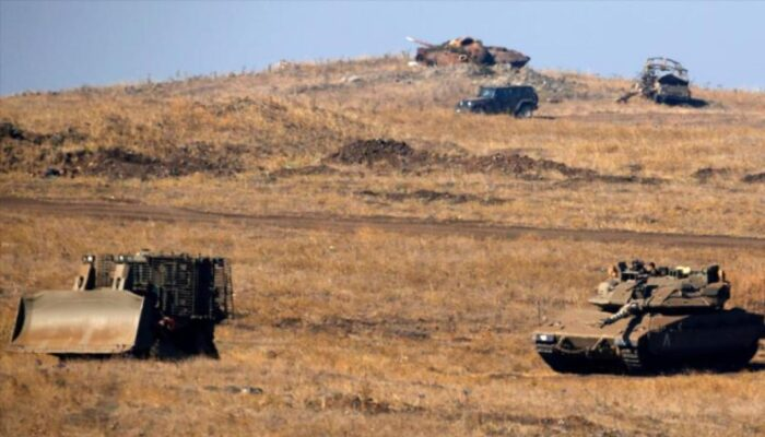 Ataque Israelí Con Misiles En Siria Mata A Siete Combatientes Sirios E Iraníes