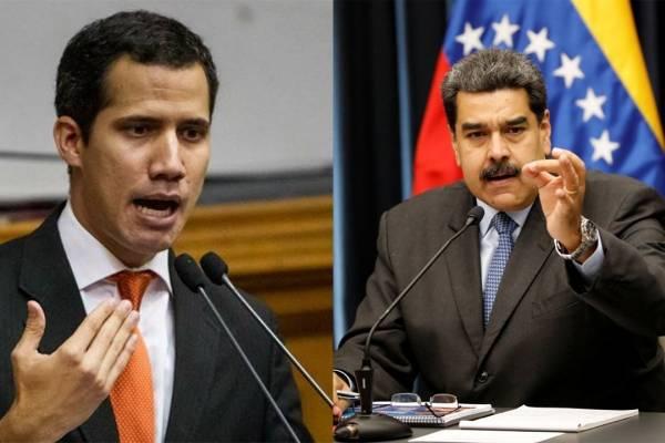 Maduro Asegura Que Espera Orden Del TSJ Para Detener A Juan Guaidó