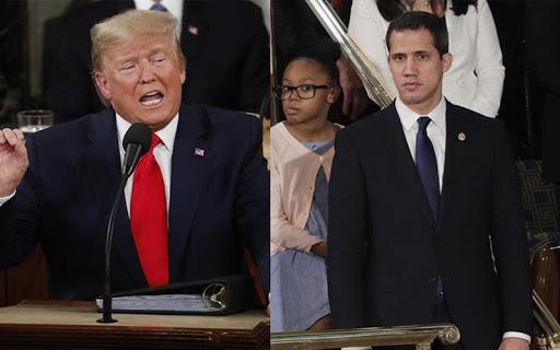 Juan Guaidó Se Reunirá En La Casa Blanca Con Donald Trump