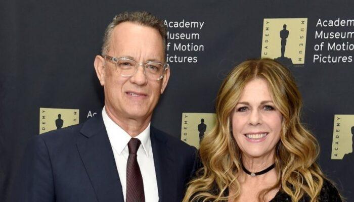 Tom Hanks Y Su Esposa Dieron Positivo Para Coronavirus