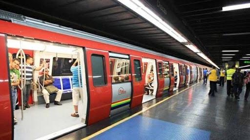 Metro De Caracas Reporta Fallas En Su Sistema