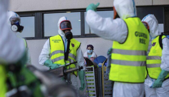 España Superó Las 10.000 Muertes Por Coronavirus