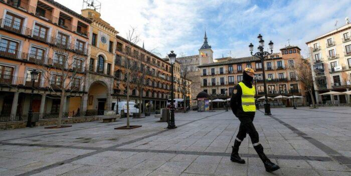 Más De 13.000 Muertos En España Por Covid-19