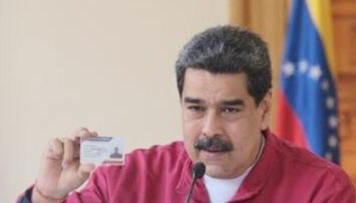 Maduro Aboga Por Una Nueva Economía Post Pandemia