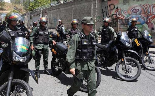 GNB Obligó A Periodista A Borrar Material De Su Teléfono En Una Protesta En Vargas