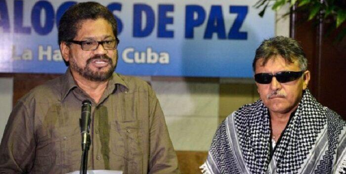 EE.UU. Ofrece Recompensa Por Jesús Sántrich E Ivan Márquez