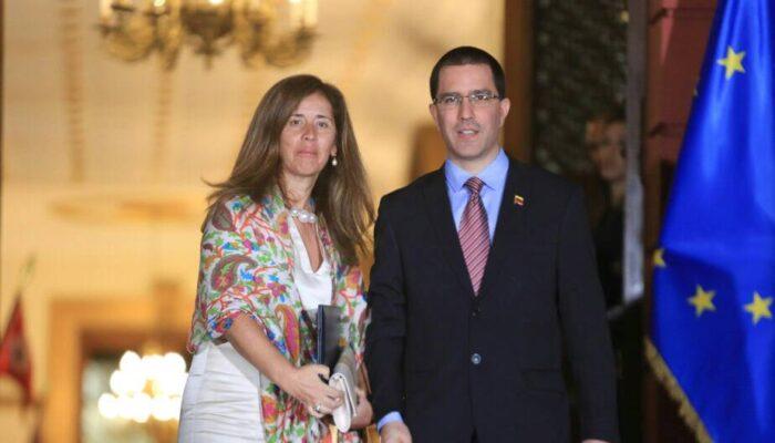 Régimen Expulsa A La Embajadora De La Unión Europea De Venezuela