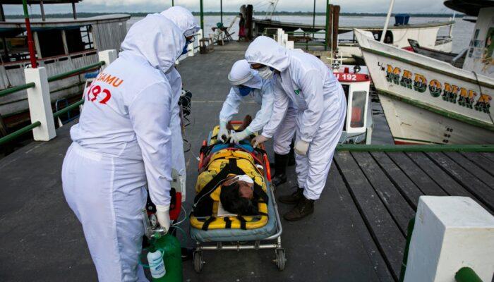 Más De 650.000 Muertes Por Coronavirus En El Mundo