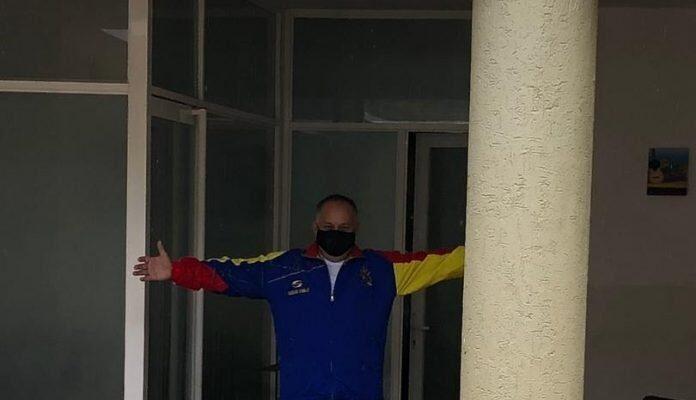 Diosdado Cabello Reaparece En La Escena Pública Con Una Foto