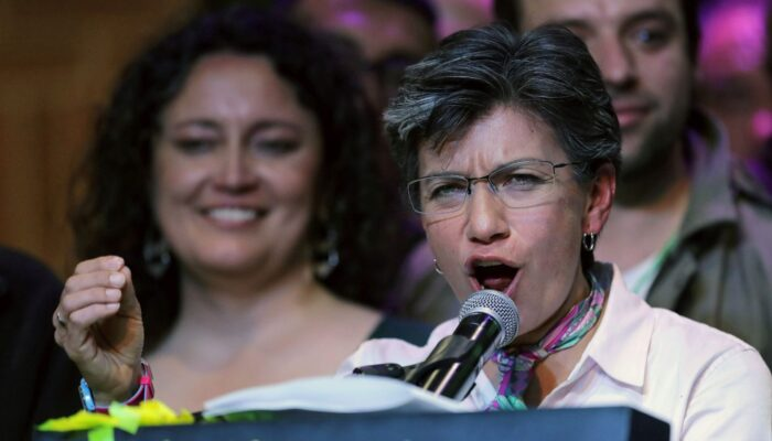 Exilio Venezolano Declara Persona No Grata A La Alcaldesa De Bogotá