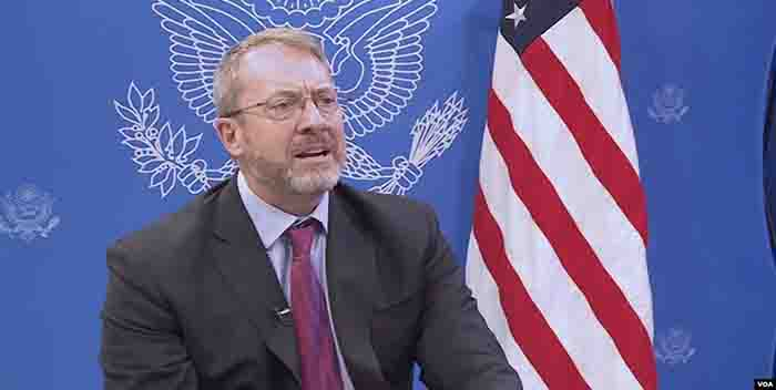 James Story Fue Designado Como Embajador Ante Venezuela