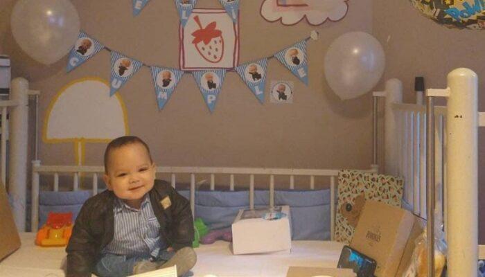 Matías, El Bebé Venezolano Con Una Leucemia Poco Común Que Lucha Por Su Vida En Argentina
