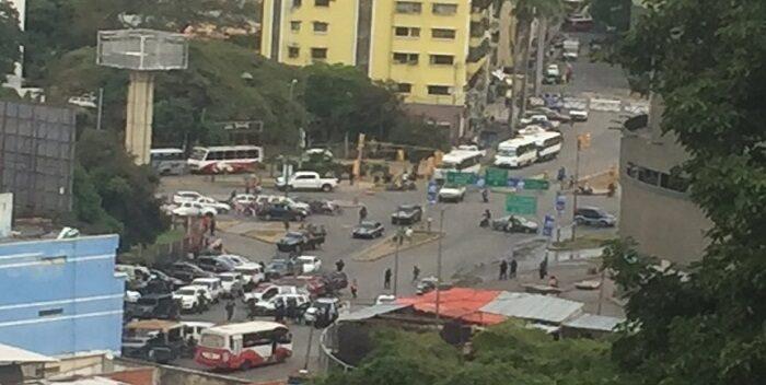 Reportaron Enfrentamiento Entre Las FAES Y Bandas De La Cota 905