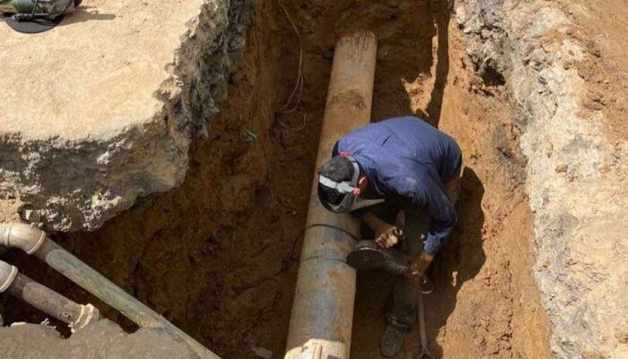 Instalan Válvulas De Agua En La Comunidad Los Vecinos De Carrizal
