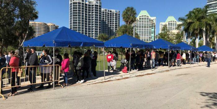 Este 20 De Febrero Comenzará La Vacunación Contra El Covid-19 En Miami