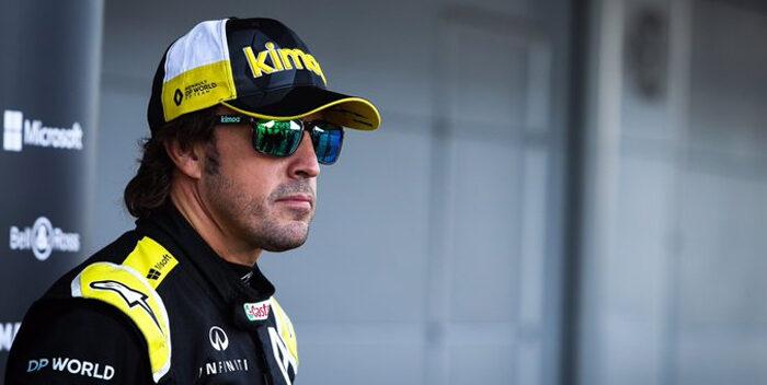 Alonso Dice Estar Bien Y «deseando Empezar La Temporada»
