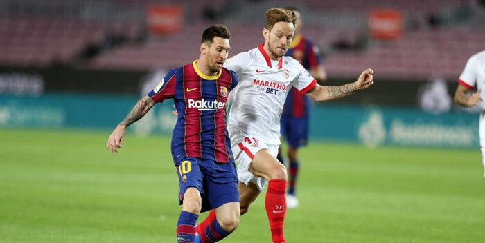 Barcelona Con Varias Bajas Para Enfrentar Al Sevilla En Copa Del Rey