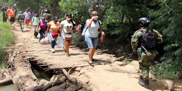 Asesinan A Un Venezolano Y Un Extranjero En Trocha Del Táchira