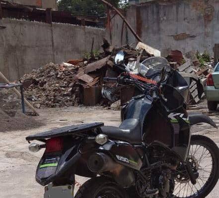 Banda De La Cota 905 Devolvieron La Moto Robada A Médico Venezolano