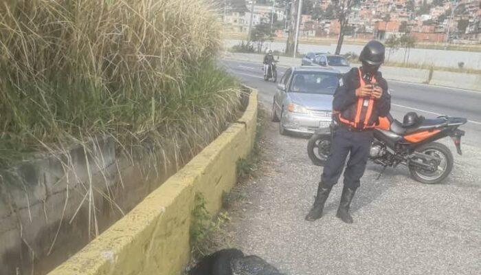 Localizan El Cadáver De Un Hombre En El Distribuidor La Yaguara