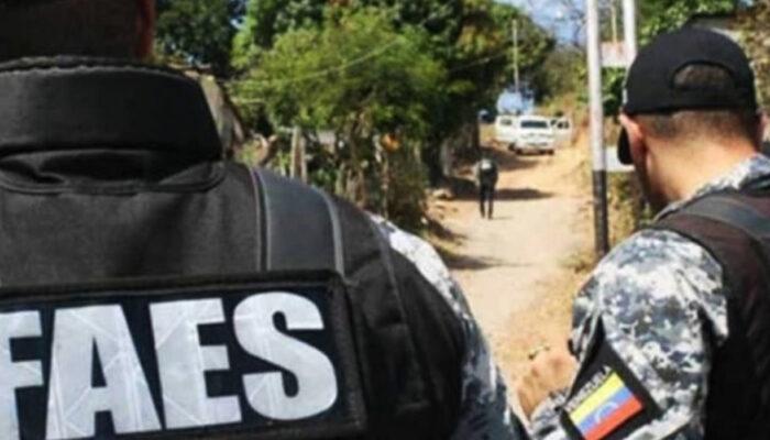 Denuncian A Las FAES Por Muerte De Familia De Campesinos En Apure