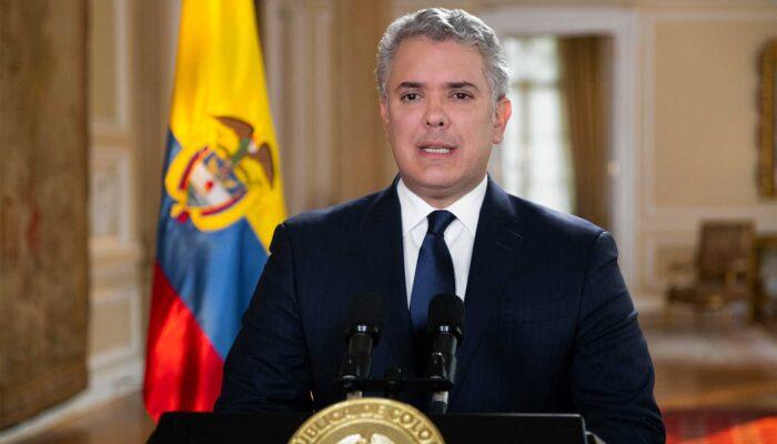 Duque Pide A La UE «más Presión» Contra Maduro