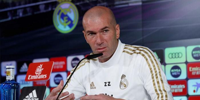 Zidane Asegura Que Dieron Por Muerto Al Real Madrid Antes De Tiempo