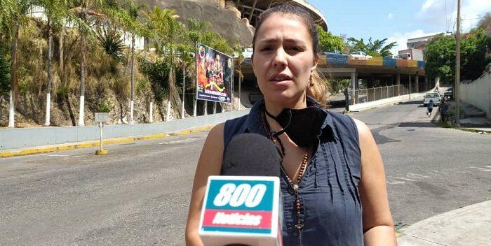 Esposa De Basel Makled Habla Desde El Helicoide (+Vídeo)