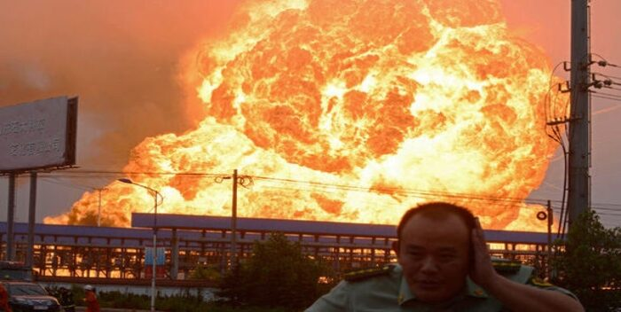 Al Menos 6 Muertos Deja Explosión En Una Central Térmica En China