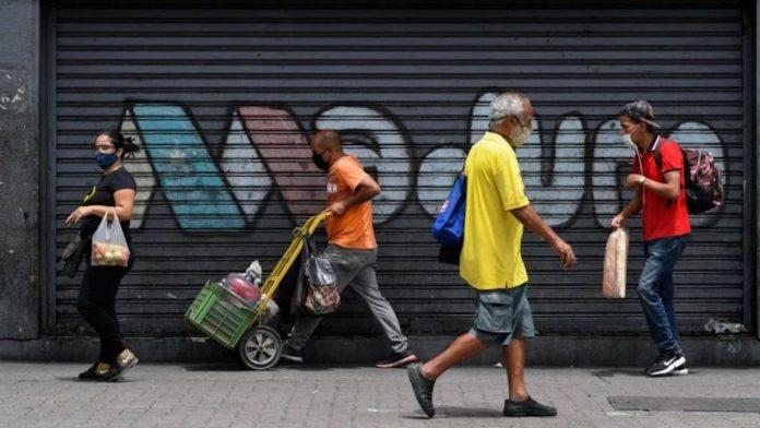 Giro Del FMI: Los US$5.000 Millones Que Venezuela No Recibe Porque El Gobierno Y La Oposición No Se Ponen De Acuerdo
