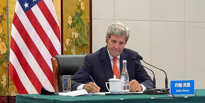 John Kerry: «La Naturaleza Nos Está Gritando»