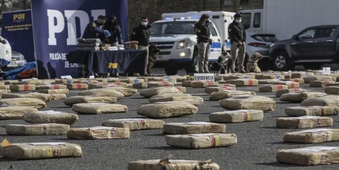 Cárteles Mexicanos Intentan Asentarse En Chile, Según Un Informe De Fiscalía
