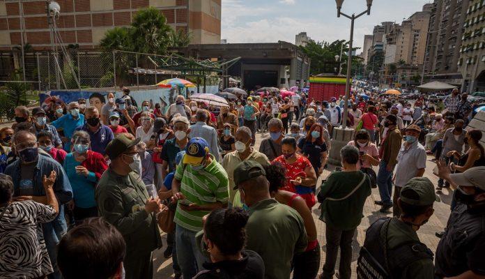 Acnudh Expresó Preocupación Por La Insuficiencia De Vacunas Contra El Covid-19 En Venezuela