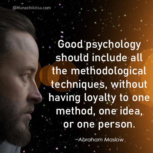 maslow theory of motivation