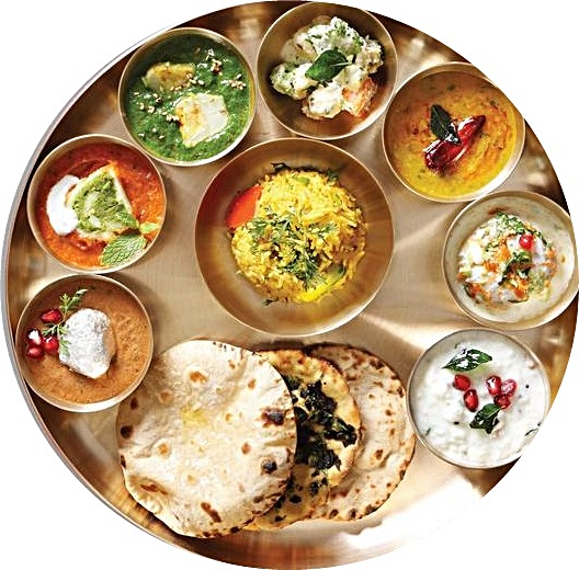 THALI onespice lunch