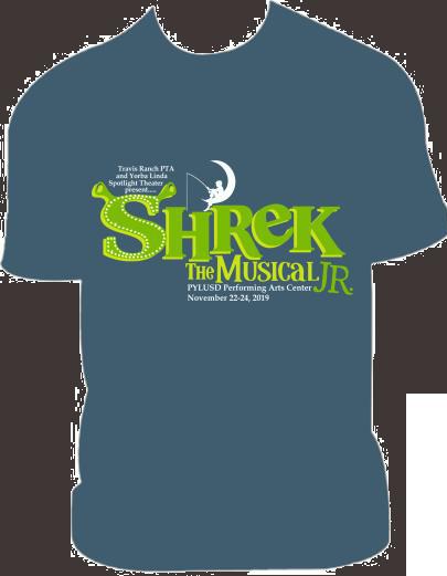 Shrek Play T-Shirt