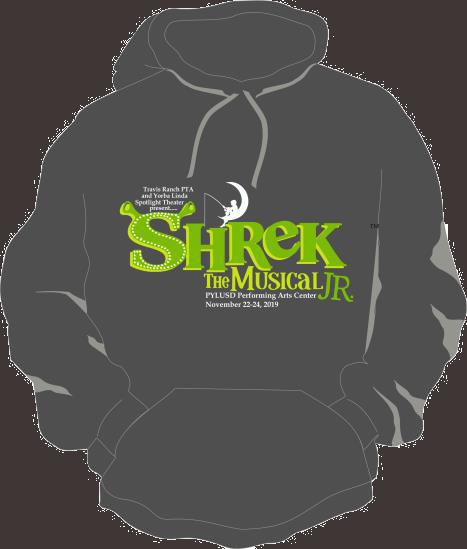 Shrek Play Sweatshirt