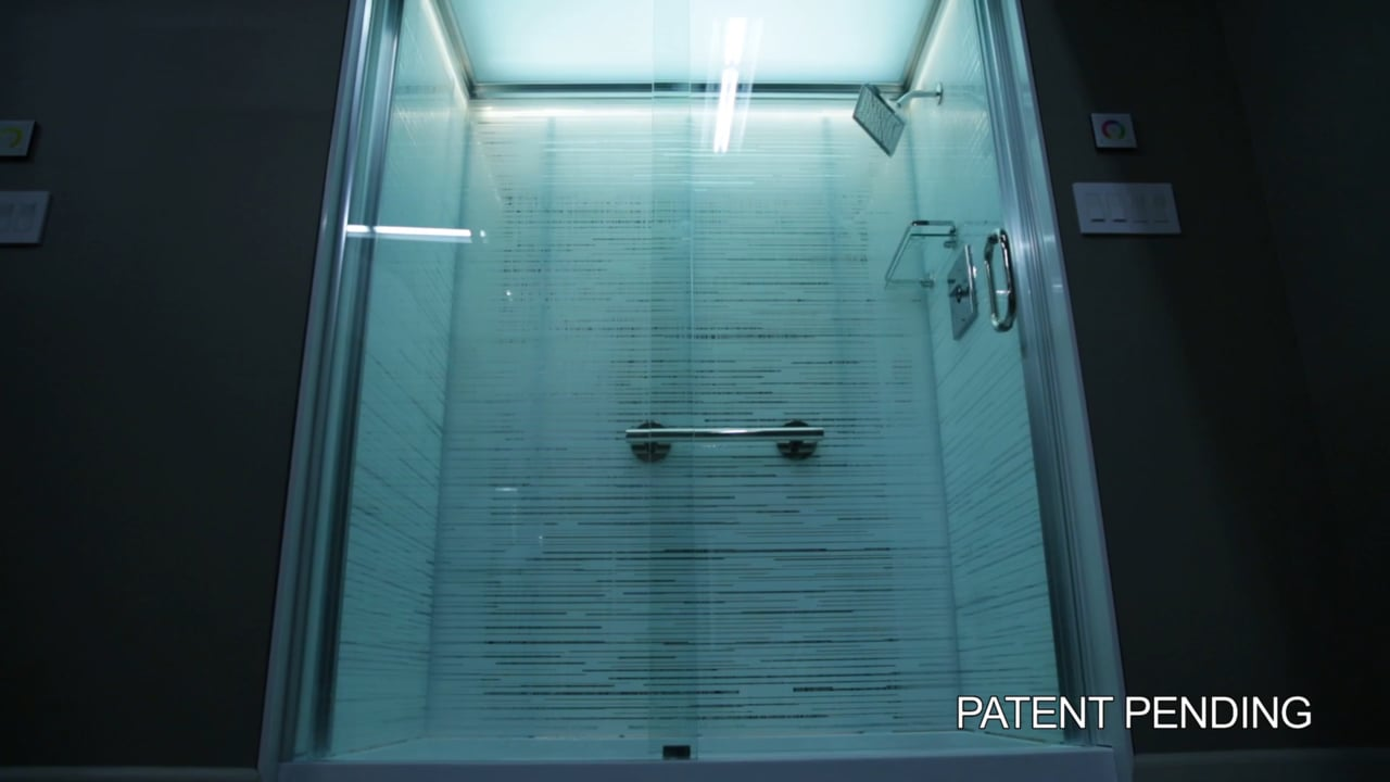 Bruskin Modular Shower System