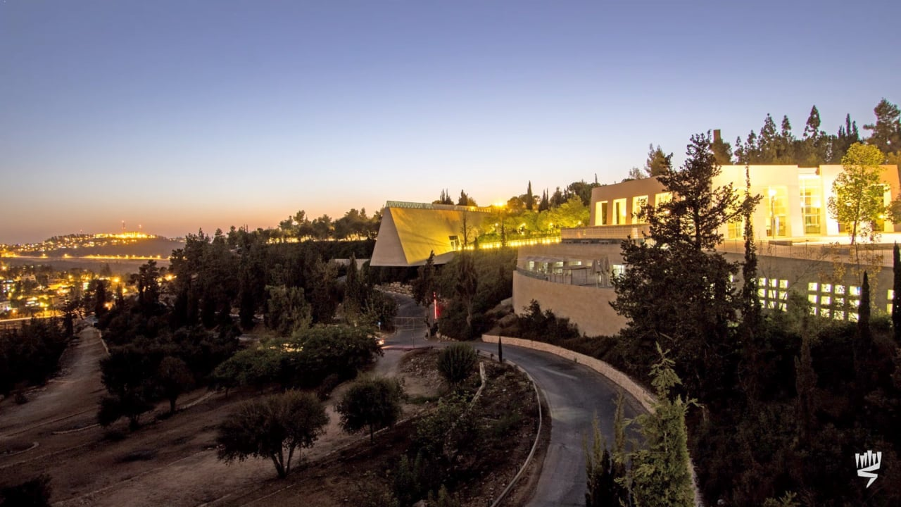 A Year at Yad Vashem