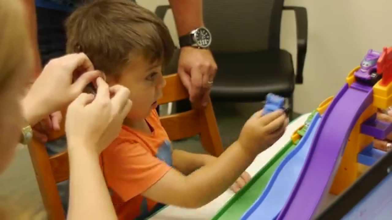 Children's Hospital LA Auditory Brainstem Implant