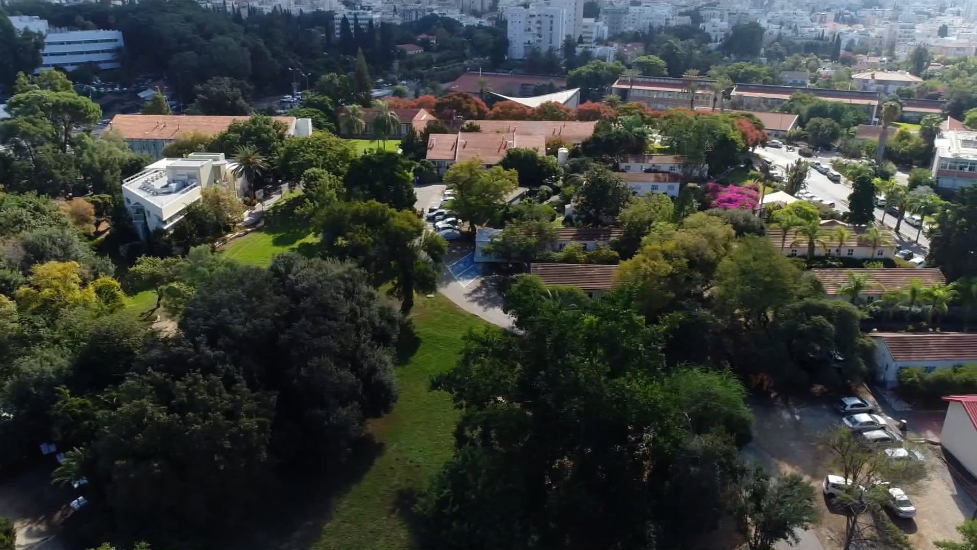 Hebrew University Faculty of Agriculture