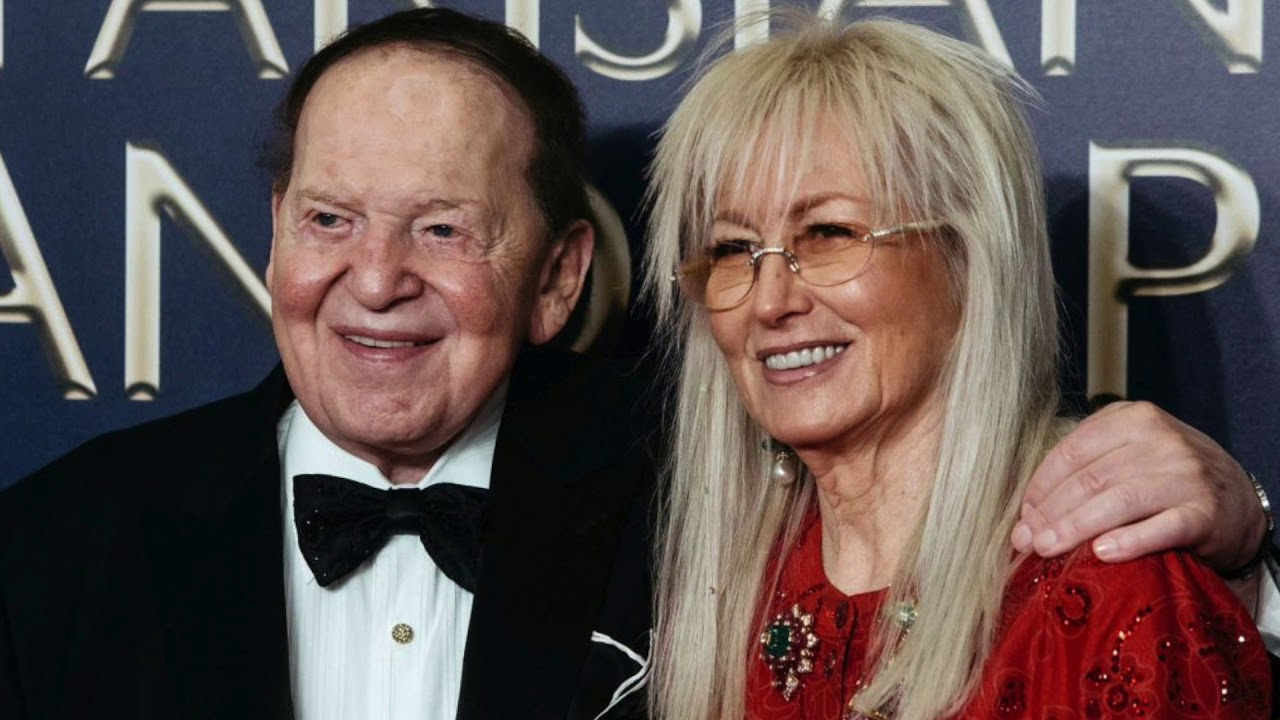 Dr. Miriam Adelson - Honorary Doctorate