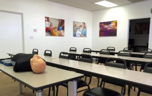 CPR Classes Modesto Room