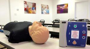 CPR Classes Modesto Room