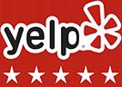 Yelp 5 Star Rating