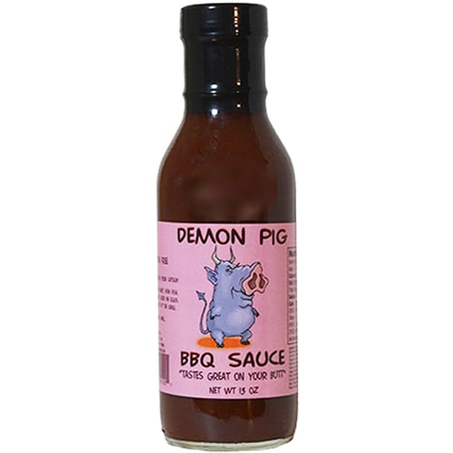 Demon Pig Barbecue Sauce