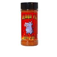 Demon Pig BBQ Rub
