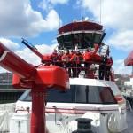 Fire Boat Training