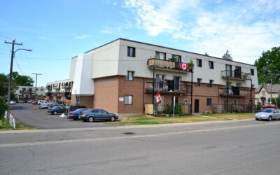 Argyle St. Apartments – Caledonia
